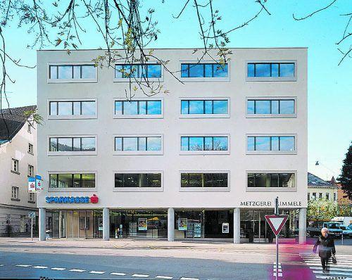 Sparkasse Bregenz Bank AG: Vorstandsdirektor Gerhard Lutz bestätigte die Malversationen. Sparkasse