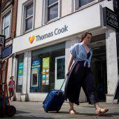 Rettungsversuch für Thomas Cook