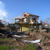 Sturm verzögert Hilfsmaßnahmen