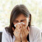 Substanz zerstört Schnupfenviren