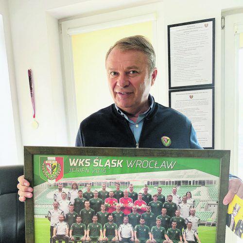 Über das EM-Stadion in Breslau, mit persönlicher Führung von Tadeusz Pawlowski zum EM-Quali-Spiel nach Warschau.adam