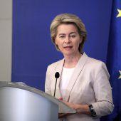 Fast 50 Prozent Frauen in neuer EU-Kommission