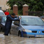 Drei Tote bei Unwettern in Spanien