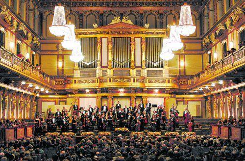 VN-Vorteilskarte vorweisen und bis zu zwei ermäßigte Karten für die Konzert-Gala am 15. Jänner 2020 in Feldkirch lösen – gültig an allen oeticket-Verkaufsstellen.veranstalter