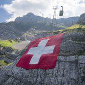 Sorry, Schweiz