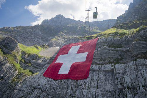 Vorarlberg als Teil der Eidgenossenschaft? Kantonsrat Martin Sailer kann sich das sehr gut vorstellen. APA