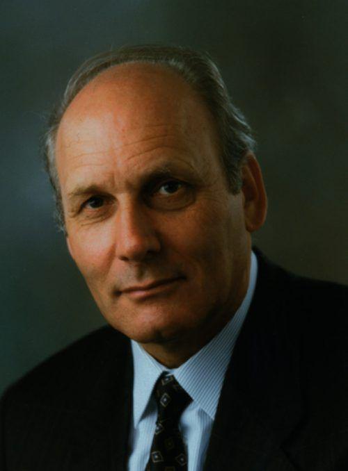 Walter Dünser zeichneten strategischer Weitblick und Mut aus.
