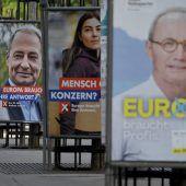 Fast 13 Millionen Euro für die Parteien