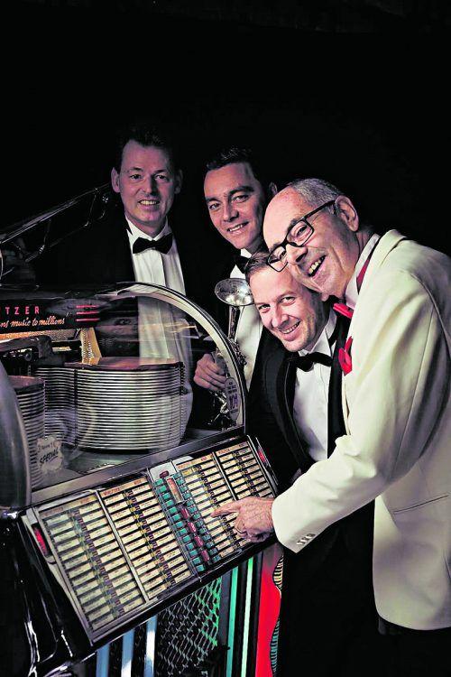 """Wil Salden und sein Glenn Miller Orchestra gastieren am 17. Oktober 2019 mit """"Jukebox Saturday Night"""" im Festspielhaus.veranstalter"""