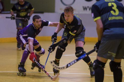 Youngster Jonas Fäßler erzielte die wichtigen Treffer zur 1:0- und 2:1-Führung.Steurer