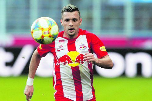Zlatko Junuzovic soll die junge Salzburger Mannschaft mit seiner Erfahrung anführen.GEPA