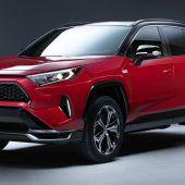 Toyota kündigt für RAV4 eine Plug-In-Version an
