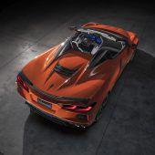 Corvette: Klappen statt falten