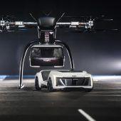 Wie Autos in die Luft gehen