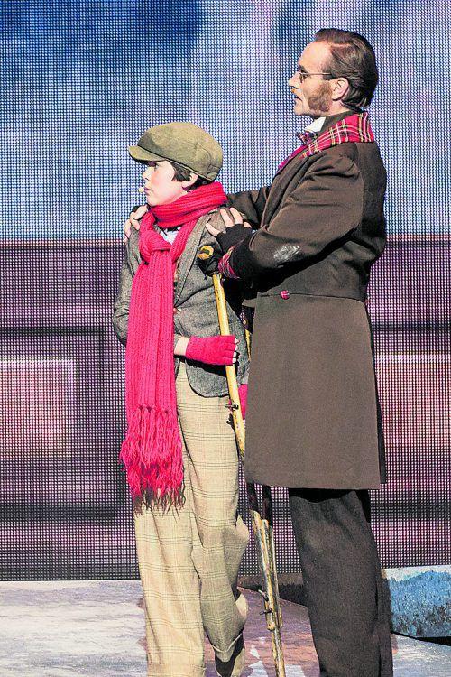 Am 8. Dezember 2019 kommt das Musical nach Bregenz. jens ochmann