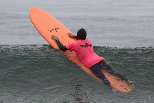 Am Strand von Malibu darf zwar immer noch gesurft, aber schon längst nicht mehr geraucht werden.reuters