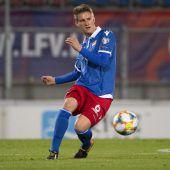 Liechtenstein feiert1:1-Unentschieden