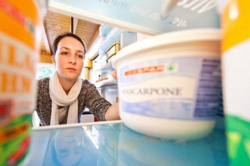 Tipps, um Reste aus dem Kühlschrank zu verwerten, gibt es auf umweltv.at. VN