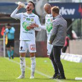 Überwintern im Cup das große Austria-Ziel