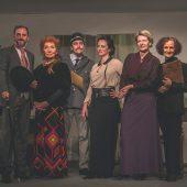 Theaterstück zum Thema 100 Jahre Frauenwahlrecht