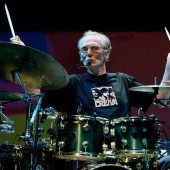 Cream-Schlagzeuger Ginger Baker im Alter von 80 Jahren gestorben
