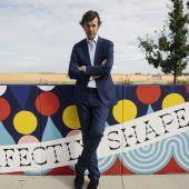 Stefan Sagmeister sorgt für Schönheit im öffentlichen Raum