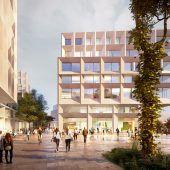 Neues Quartier für Goldene Stadt