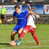 FC Röthis will, Altach Juniors müssen gewinnen