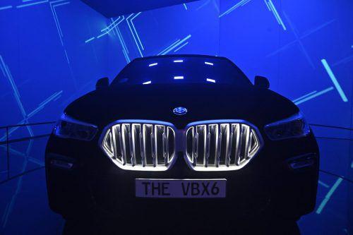 BMW bittet in den USA 260.000 Autos in die Werkstätte. AFP