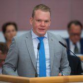 Christof Bitschi ist neuer FPÖ-Klubobmann im Landtag