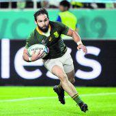 Südafrika stürmt ins Viertelfinale