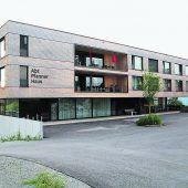 Abt Pfanner-Pflegeheim eröffnet