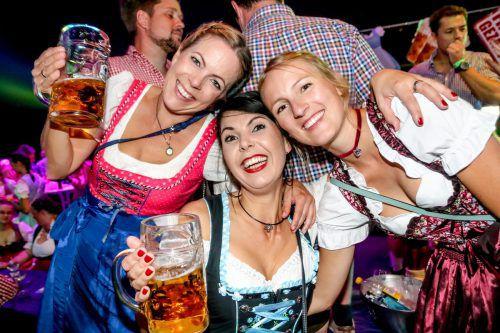 Das Emser Oktoberfest findet dieses und nächstes Wochenende statt. veranstalter