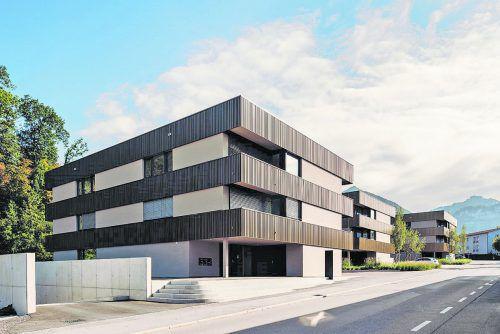 Das neue Wohnquartier Bündtlitten.bilder: FMH