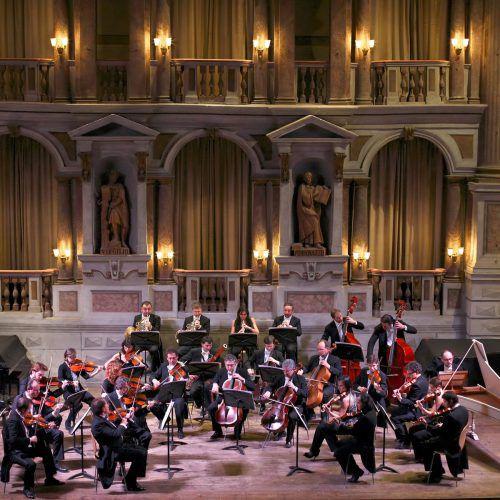 Das Orchestra da Camera di Mantova begeistert mit Technik und unvergleichlichen Klängen. OCM