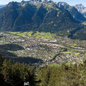 Mountainbiker stürzte 140 Meter in den Tod