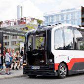 Eintauchen in die Mobilität der Zukunft