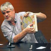 Raoul Schrott lässt an Magellans Weltumsegelung teilhaben
