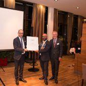 Senseforce gewinnt Innovation Award