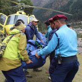 Dornbirner (70) starb bei Trekkingtour in Nepal