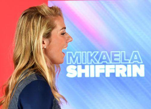 Der Name ist Programm: US-Skirennläuferin Mikaela Shiffrin ist vor dem Weltcupstart in aller Munde, die 24-Jährige selbst sieht sich aber nicht als Alleinunterhalterin.gepa
