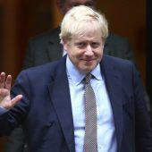 Britischer Premier Johnson will Neuwahl am 12. Dezember