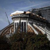 Notre-Dame wird nach Brand noch für Jahre geschlossen bleiben
