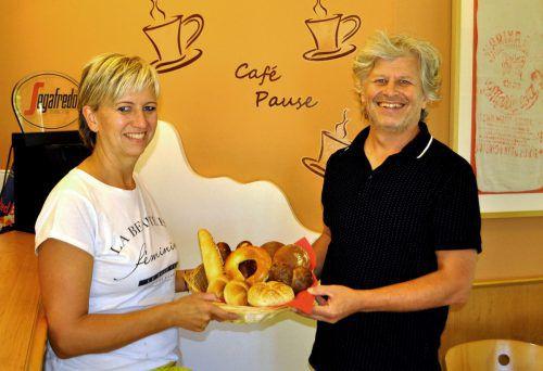 """Die Aktion """"Frühstückskorb"""" für pflegende Angehörige wird von der Bäckerei Mathis unterstützt. the"""