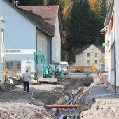 Bürs vor Hochwasser schützen