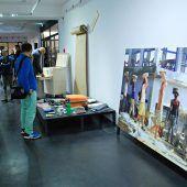 Eine Ausstellung zum Angreifen