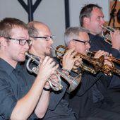 Die Brassband lädt zum Kirchenkonzert