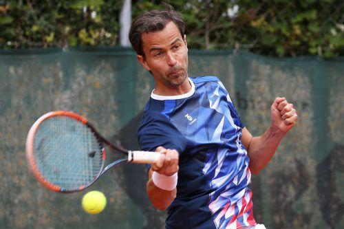 Die Entscheidung, ob Stefan Bildstein und der TC Dornbirn 2020 in der ersten oder zweiten Tennis-Bundesliga spielen, ist noch nicht gefallen.GEPa