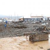 Dammbruch in sibirischer Goldmine