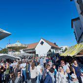 Lustenau lädt wieder zum größten Vorarlberger Volksfest